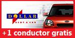 Oferta Conductor Gratis Dollar